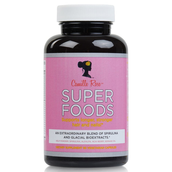 CAMILLE ROSE - SUPER FOODS 60 capsules