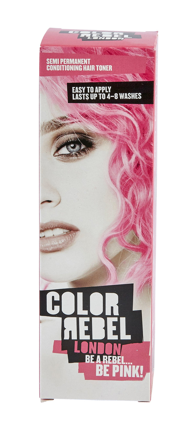 Color Rebel London Semi Permanent 100ml PINK - ROSE