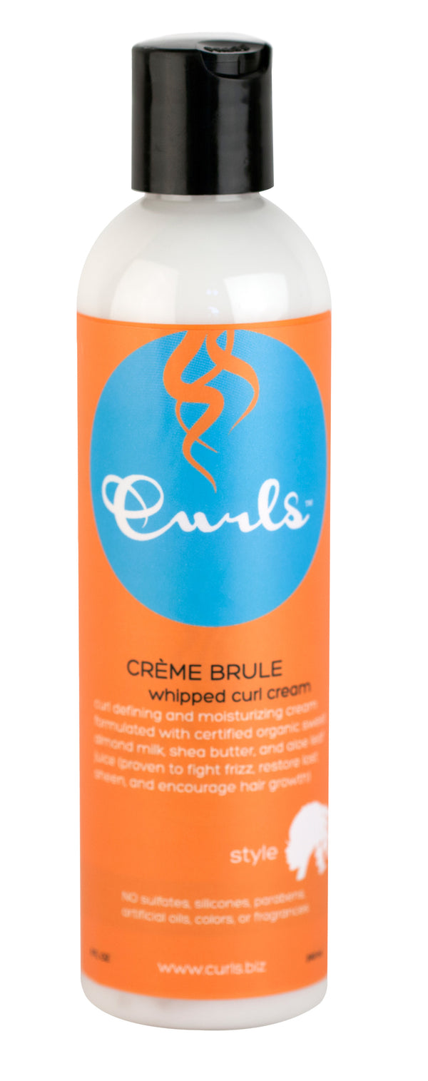 Curls Creme Brule Whipped Curl Cream 240ml