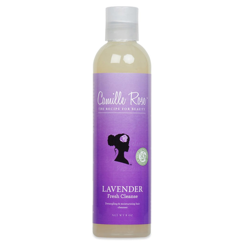 Camille Rose Lavender Fresh Cleanse - Shampoing Démêlant et Hydratant 240ml
