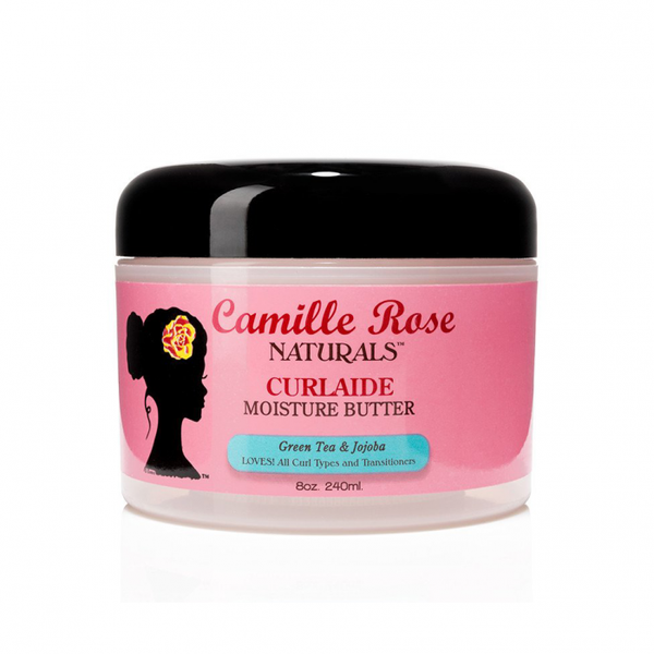 Camille Rose Curlaide Moisture Butter - Crème Hydratante 240 ml