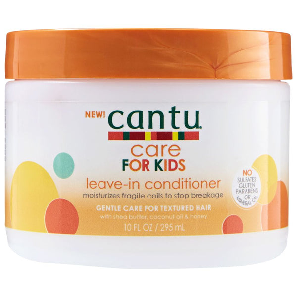 Cantu Kids Leave-In Conditioner - Après-Shampoing Sans Rinçage 283g