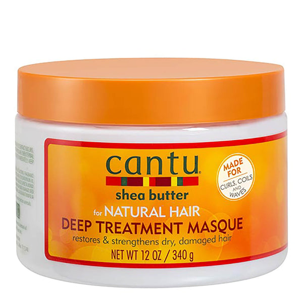 CANTU SHEA BUTTER DEEP TREATMENT MASQUE 340 g