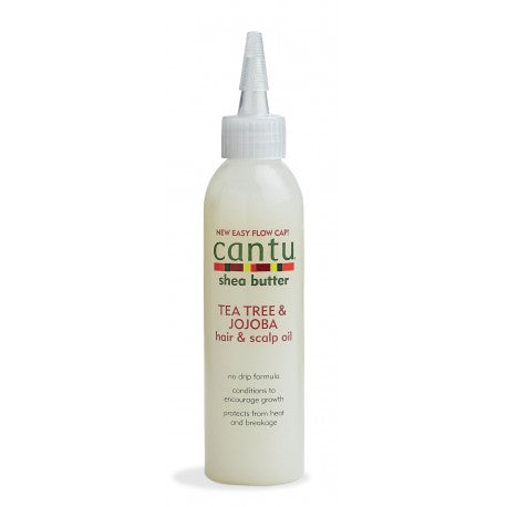 Cantu Shea Butter Tea Tree & Jojoba Hair & Scalp Oil 180ml