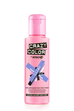 Crazy Color Coloration Semi-Permanante 55 Lilac 100ml