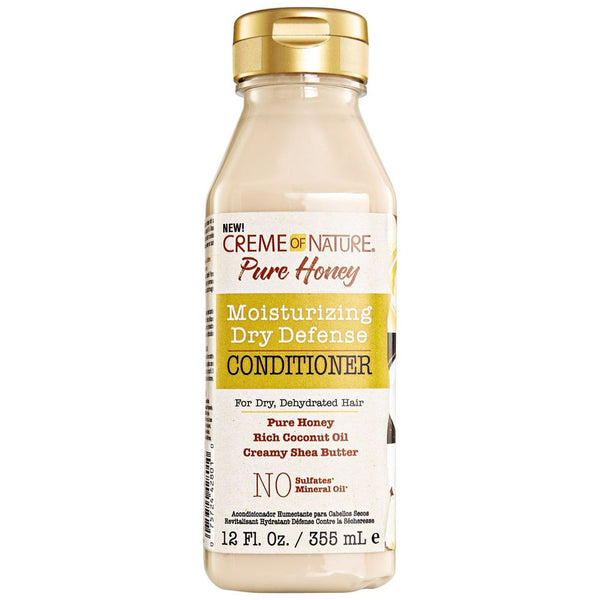 Creme of Nature Pure Honey Conditioner - Après Shampoing Hydratant 355ml