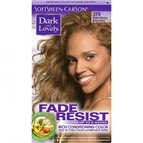 Dark & Lovely Color Golden Bronze 379