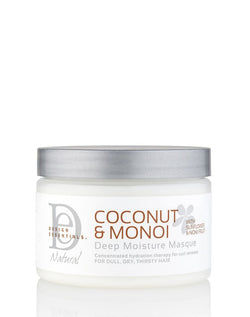 Design Essentials Coconut & Monoi Deep Moisture Masque - Masque Hydratation Intense 340g