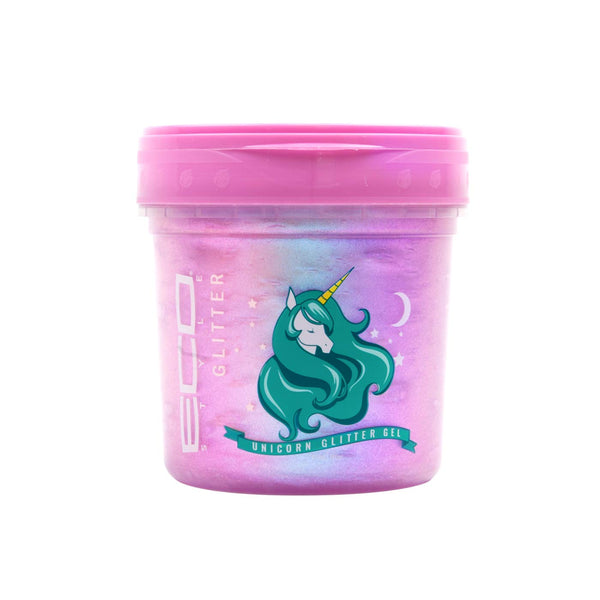 Eco Style Glitter Unicorn Glitter Gel - Gel Pailleté 473ml