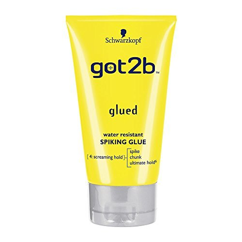 Schwarzkopf GOT2B Glued Colle Coiffante 150ml