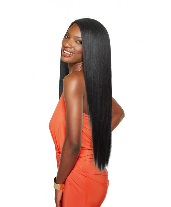 "Sleek Hair - TISSAGE HOT YAKI 16"" 18"" 20"" 7 pièces Classic Brazilians + Closure Inclus !"
