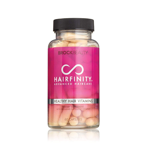 Hairfinity Hair Vitamins Food Supplement - Vitamines pour Cheveux 60 Capsules