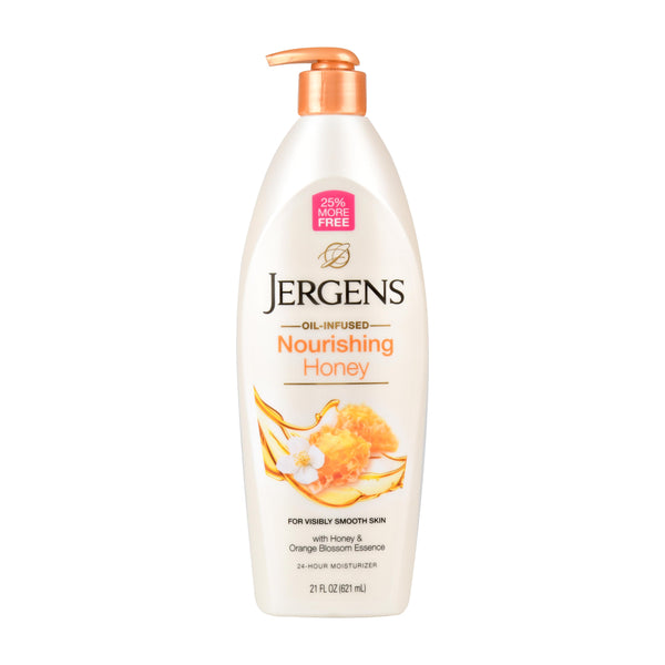 Jergens Nourishing Honey - Lait Corporel 621ml
