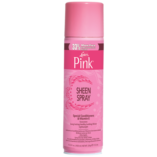LUSTERS PINK Sheen Spray - Brillantine 458 ml
