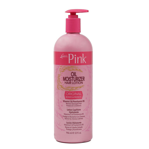 Pink Oil Moisturizer Lotion - Lotion Hydratante 946 ml