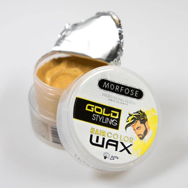Morfose Hair Wax Color 100ml