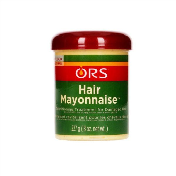 Organic Root Stimulator Olive Oil Hair Mayonnaise 227 g