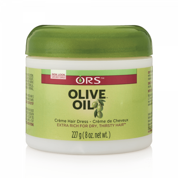 Organic Root Stimulator Olive Oil Creme Hair Dress - Crème de cheveux 227 g