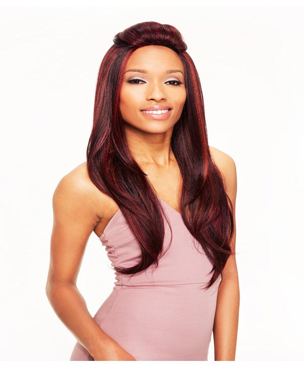 Sleek Hair Perruque Synthétique DRAYA - Wig Fashion 101 Raies Multiples