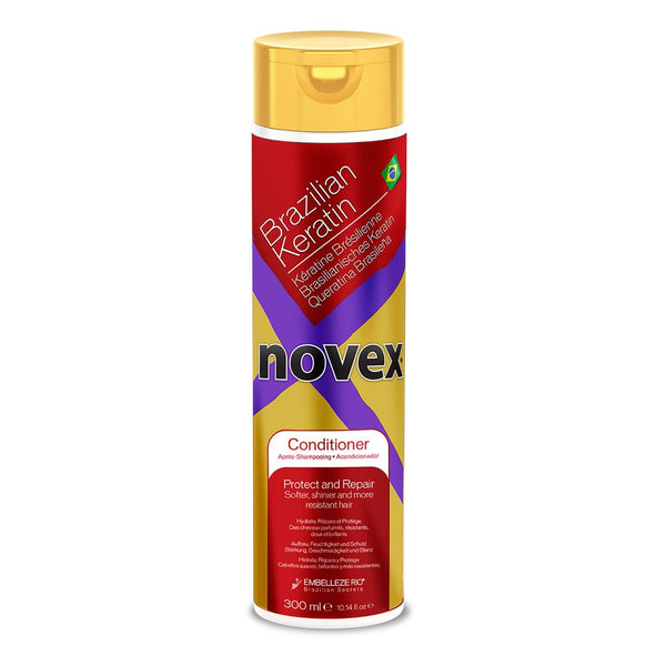 Novex Brazilian Keratin Conditioner -Après-Shampoing 300ml