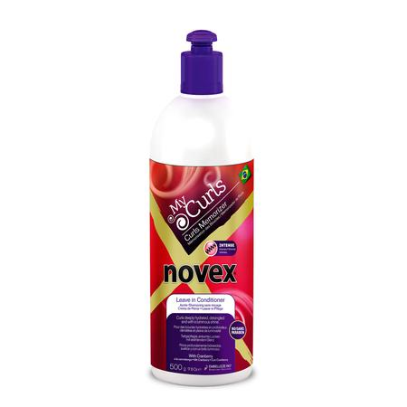 Novex My Curls Leave in Conditioner - Après Shampoing Sans Rinçage 500ml INTENSE
