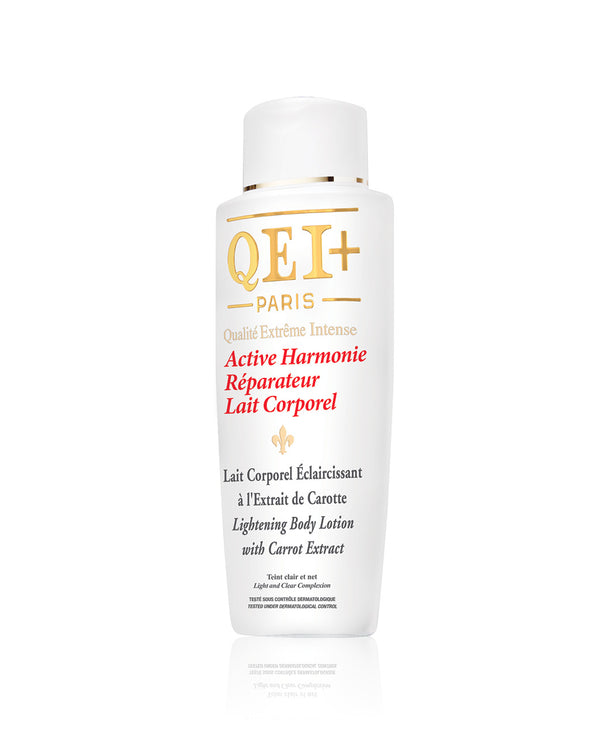 QEI+ Paris Active Harmonie Réparateur Lait Corporels 480ml