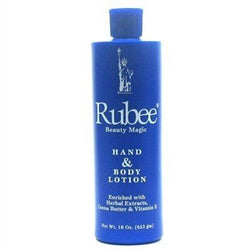 Rubee Hand & Body Lotion - Lait Main et Corps 473ml