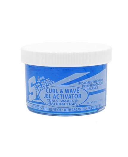 S-Curl Wave Gel Activator - Gel activateur Wave 297 g