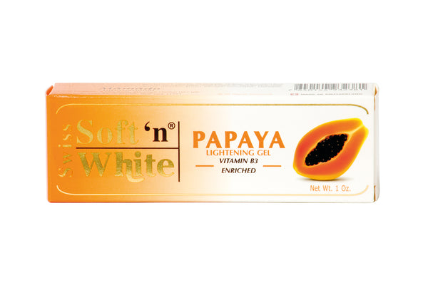 Soft'n White Swiss Papaya Lightening Gel