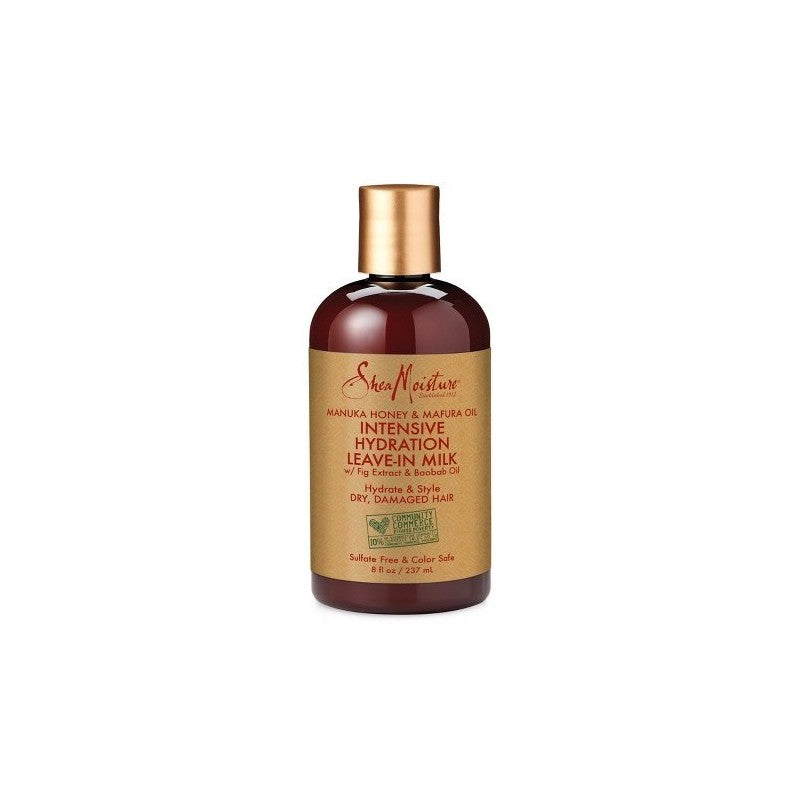 Shea Moisture Manuka Honey & Mafura Oil Leave in Milk 237ml