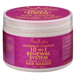 Shea Moisture Superfruit Complex 10-in-1 Renewal System Hair Masque - Masque Capillaire 340 g