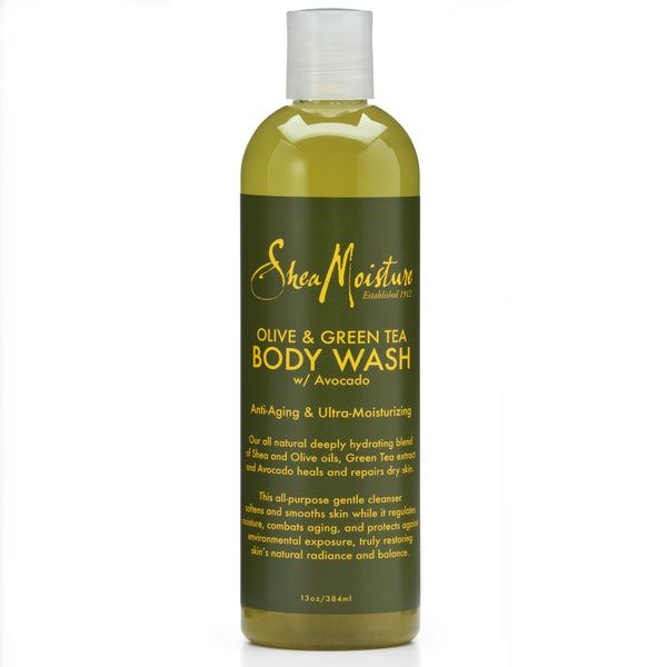 Body Wash Olive & The vert