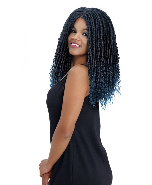 Sleek Hair Crochet Braid JAMAICA CANNA LOCKS 20'' - FI EXPRESS