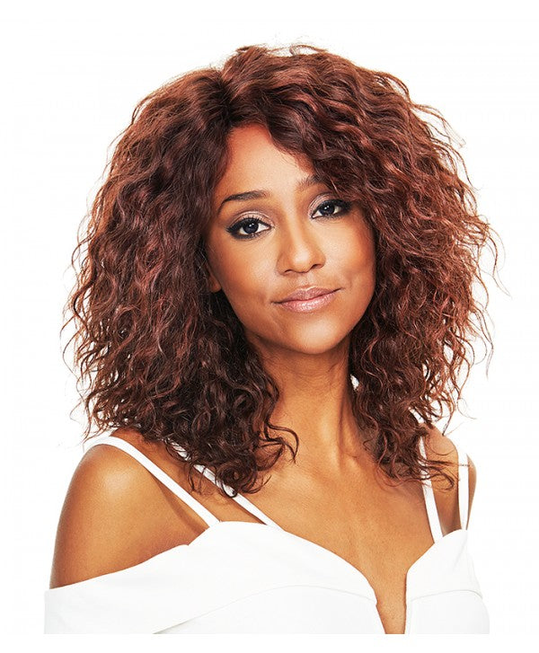 Sleek Hair Perruque Marsha - Spotlight Lace Parting 100% Human Hair