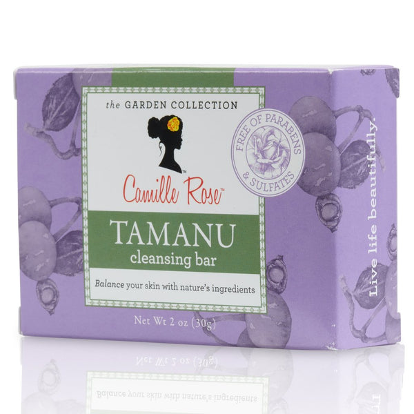Camille Rose Naturals Tamanu Cleasing Bar - Savon 30g