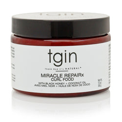 TGIN Miracle RepairX Curl Food Daily Moisturizer - Hydratant Quotidien 340g