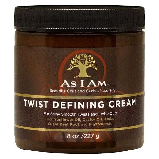 As I Am Twist Defining Cream - Crème Coiffante Pour Twist 227g