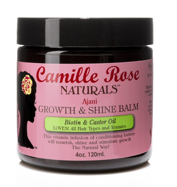 Camille Rose Ajani Growth & Shine Balm - Baume de croissance 120 ml