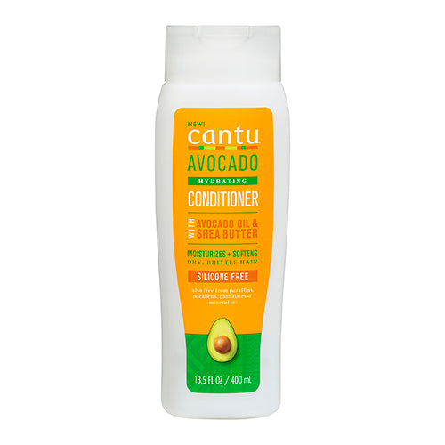 Cantu Avocado Conditioner - Après-Shampoing Sans Silicone 400ml