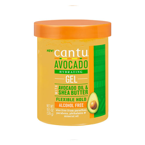 Cantu Avocado Hydrating Gel Coiffant 524g