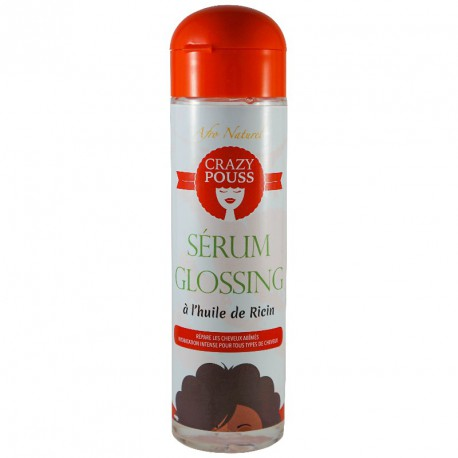 Crazy Pouss Serum Glossing