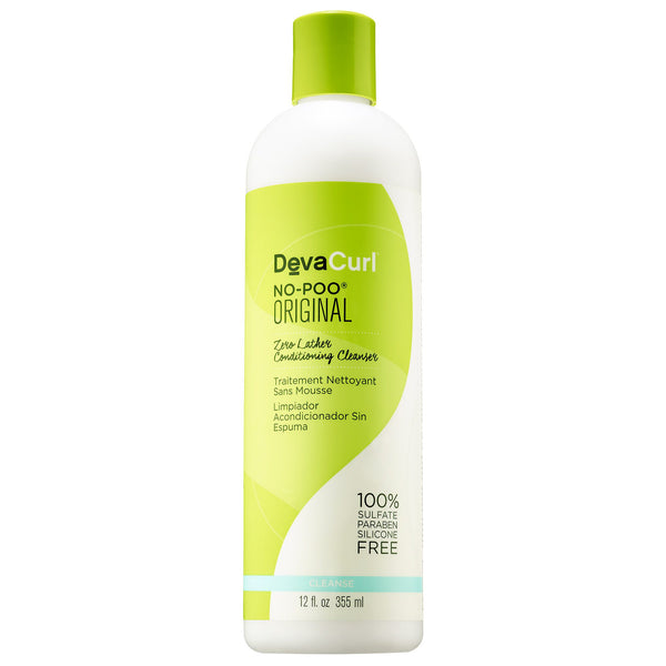 DevaCurl No-Poo Original - Shampoing Traitement Sans Mousse 355ml