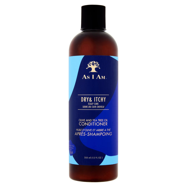 Dry & Itchy Scalp Care