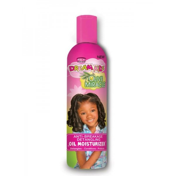 Dream Kids Oil Moisturizer Lotion - Lotion démêlant et Hydratant Anti-Casse
