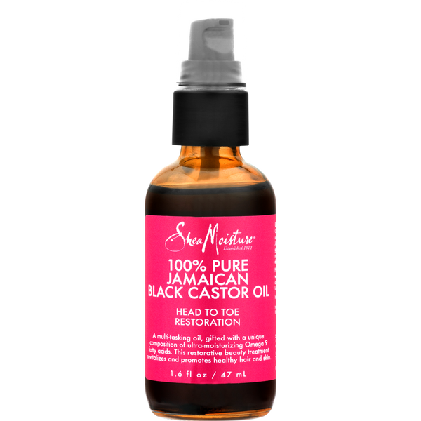 Shea Moisture 100% Pure Jamaican Black Castor Oil 47ml