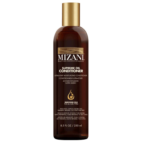 Mizani Supreme Oil Conditioner - Conditionneur Ultra Léger 250ml