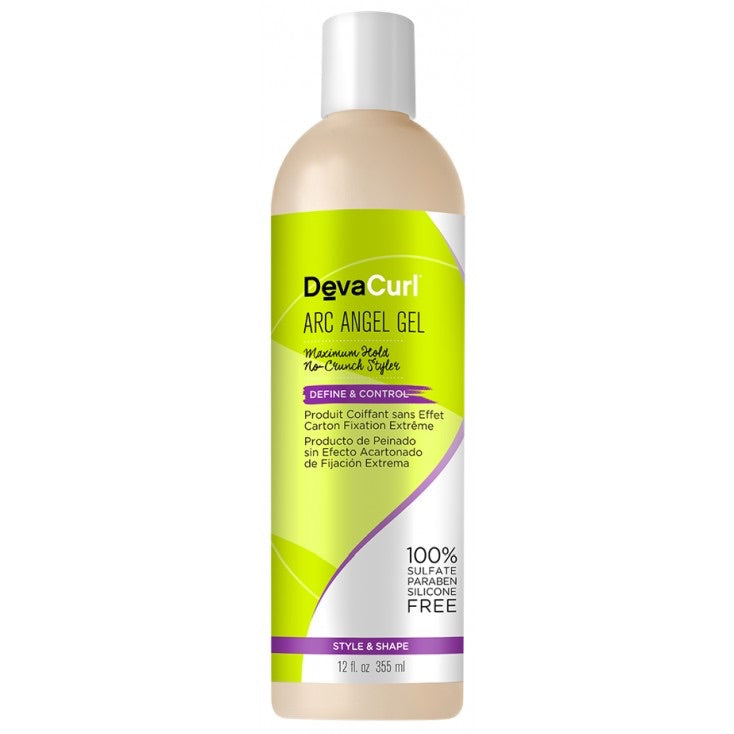 DevaCurl Arc Angel Gel Define & Control - Gel Définition et Control 355ml