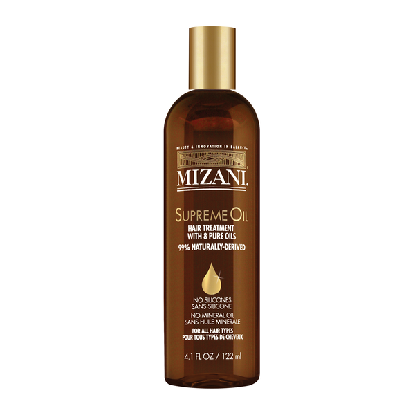 Mizani Supreme Oil Hair Treatment 122ml
