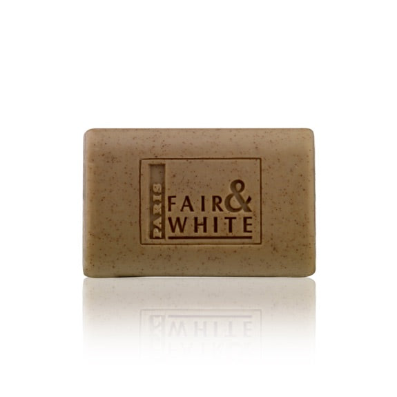 Fair And White Savon Gommant 200g