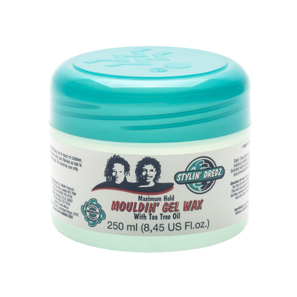 Stylin' Dredz Mouldin' Gel Wax 250ml